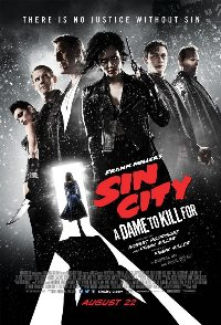 sin city dame to kill for movie poster