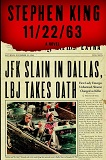 11/22/63-by Stephen King cover