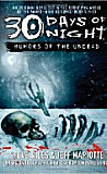 30 Days of Night: Rumors of the Undead-by Steve Niles, Jeff Mariotte cover