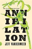 Annihilation-by Jeff VanderMeer cover pic