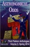 Astronomical Odds-edited by Juliana Rew cover