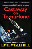 Castaway on Temurlone-by David Wesley Hill cover