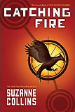 Catching Fire, by Suzanne Collins cover pic