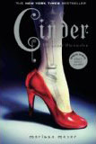 Cinder-by Marissa Meyer cover