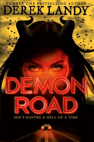 Demon Road-by Derek Landy cover