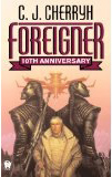 Foreigner-by C.J. Cherryh cover