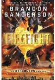 Firefight, by Brandon Sanderson cover image