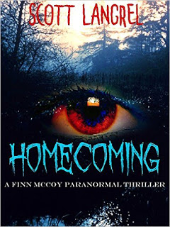 HomecomingScott Langrel cover image