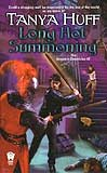 Long Hot Summoning-by Tanya Huff cover