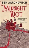 Midnight Riot-by Ben Aaronovitch cover