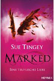 Marked: Book 1 of The Soulseer ChroniclesSue Tingey cover image