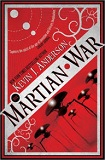 Martian War-by Kevin J. Anderson cover