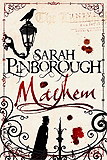 MayhemSarah Pinborough cover image