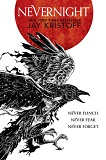 Nevernight, by Jay Kristoff cover image