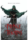 Prince of Thorns-by Mark Lawrence cover