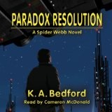 Paradox Resolution, by K. A. Bedford cover image