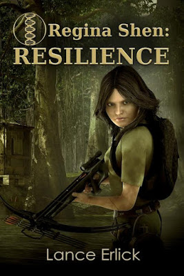 Regina Shen: Resilience-edited by Lance Erlick cover