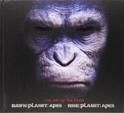 Rise of the Planet of the Apes and Dawn of Planet of the Apes: The Art of the FilmsMatt Hurwitz cover image