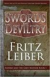 Swords and DeviltryFritz Leiber cover image