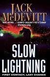 Slow Lightning-by Jack McDevitt cover pic