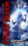 Storm Demon, The Jake Helman Files-by Gregory Lamberson cover