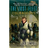 The Lost Fleet, Courageous-by Jack Campbell cover