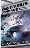 The Sagittarius Command-by R.M. Meluch cover