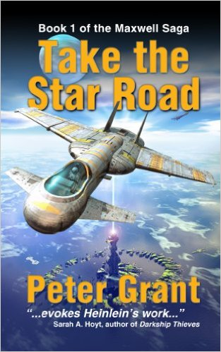 Take the Star RoadPeter Grant cover image