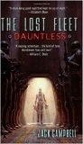 The Lost Fleet: Dauntless-by Jack Campbell cover