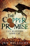 The Copper Promise-by Jen Williams cover pic