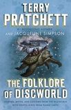 The Folklore of Discworld, by Terry Pratchett, Jacqueline Simpson cover pic