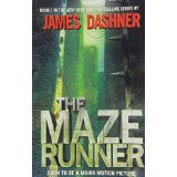 The Maze Runner-by James Dashner cover