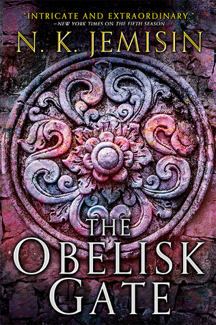 The Obelisk GateN.K. Jemisin cover image