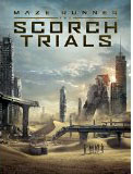 The Maze Runner: Scorch Trails-by James Dashner cover