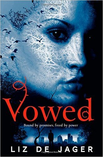 Vowed-by Liz de Jager cover