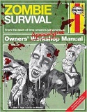Zombie Survival manual-by Sean T. Page cover