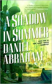 A Shadow in Summer-edited by Daniel Abraham cover