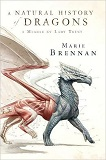 A Natural History of Dragons-edited by Marie Brennon cover