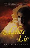 In Ashes LieMarie Brennan cover image
