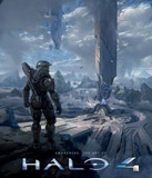 Awakening: The Art of Halo 4, by Paul Davies cover image