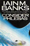 Consider Phlebas-by Iain M. Banks cover