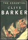 The Essential Clive Barker-edited by Clive Barker cover pic