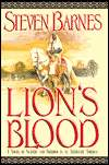 Lion's Blood-by Steven Barnes