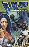 The Blue-Haired Bombshell-by John Zakour cover
