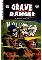 Grave Danger-by Jim Bryant cover pic