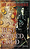Best Served Cold, by Joe Abercrombie cover image