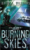 The Burning SkiesDavid J. Williams cover image