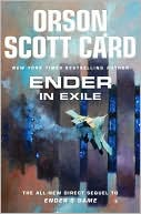 Ender in Exile, by Orson Scott Card cover image