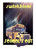 Switch.Blade School's Out-edited by Amy Sterling Casil cover pic