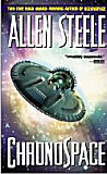 ChronospaceAllen Steele cover image